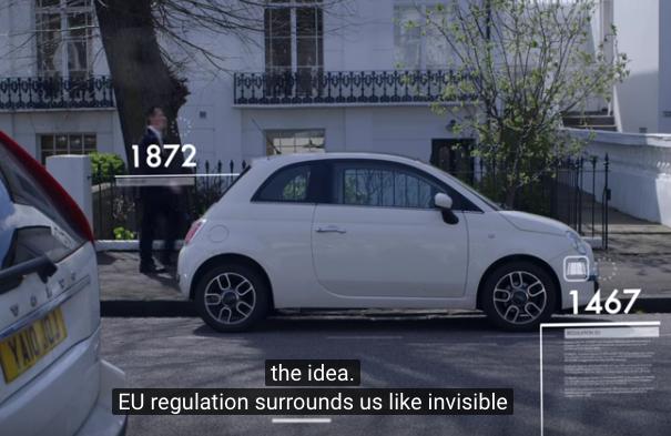 自動車や道路に関する法令数