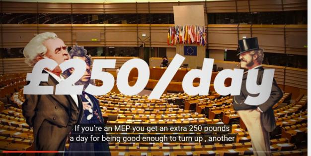 EU官僚の給与